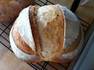 Sourdough Boule | HealthE Coaching