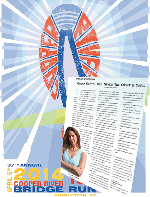 Cooper River Bridge Run 2014 article overlay