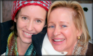 Dr. Sherri and Mom - Sisters | HealthE Coaching
