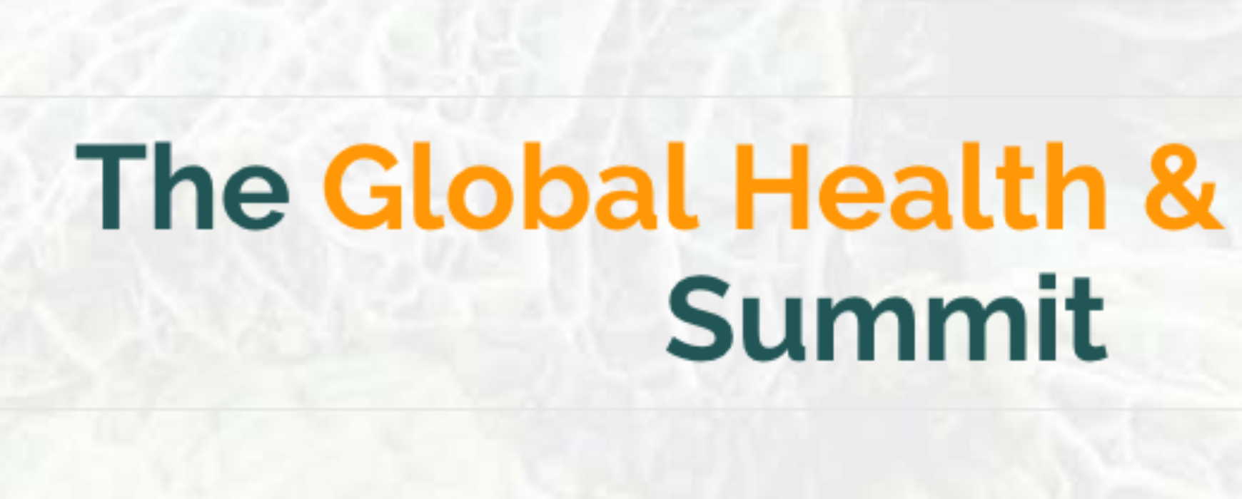 My Interview: Global Health and Healing Summit
